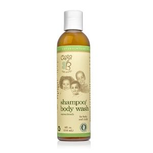 CARA B Naturally Baby Shampoo and Body Wash-1