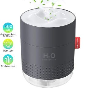 FoPcc 500ml Portable Humidifier-1