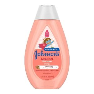 Johnson's Kids' Shampoo with Shea Butter-1