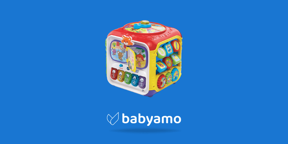 Baby Activity Cubes